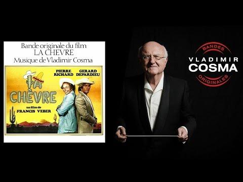Vladimir Cosma - La Cabra - BO du Film La Chèvre