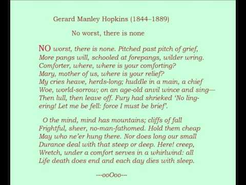 pied beauty by gerard manley hopkins essay Summary the poet says in this poem, that we should be thankful to god for all the multi-coloured things that he has given us - things that are freckled, spotted, dappled and chequered they make life colourful and are proof of god's infinite creativity.