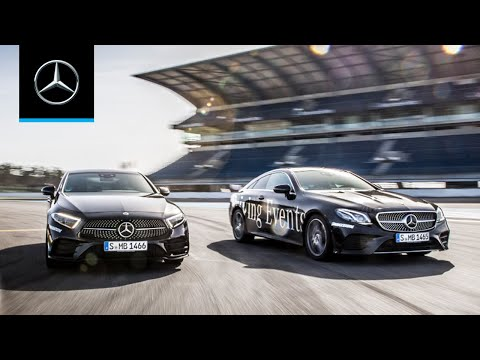 Mercedes-Benz Driving Events 2019: Hockenheim Experience