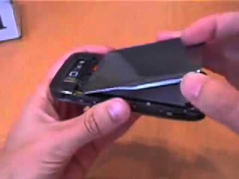 Demostracion del Nokia E71 de Engadget en español