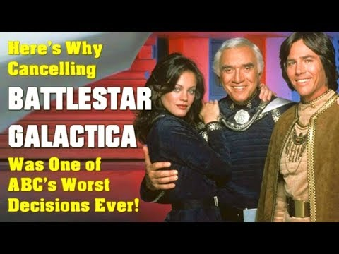Here's Why Cancelling Battlestar Galactica Was A Horrible Decision!