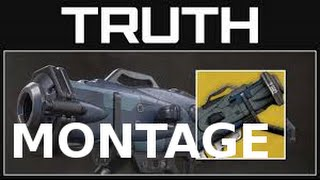 Destiny - Truth PvE Trickshot Montage - Aggressive Tracking