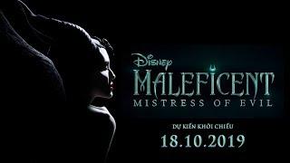 MALEFICENT: MISTRESS OF EVIL | TIÊN HẮC ÁM 2 - Main Trailer | Khởi chiếu toàn quốc ngày 18.10.2019