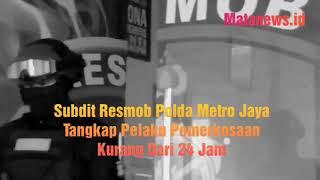 Polda Metro Jaya Tangkap Supir Taksi Online
