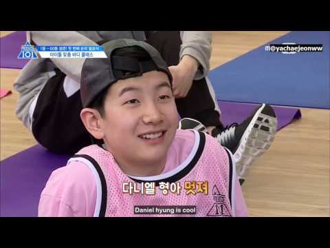 [ENG SUB] PRODUCE101 Season 2 EP.5 | 101 Physical Fitness Test cut