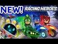 PJ Masks Games | PJ Masks Racing Heroes - New App Game - Gameplay | Game for Kids