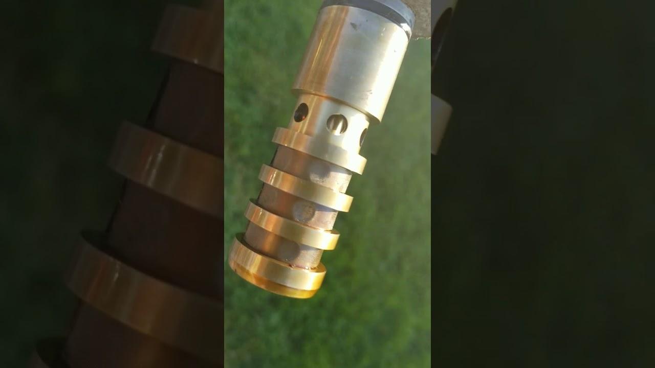 03 trailblazer Vvt solenoid replacement