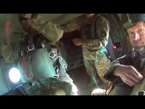 JSOC Airborne Operation Sony Cam