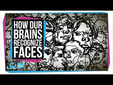 Why Our Brains Recognize Faces So Easily... or Fail at It