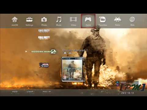 [PS3/Tutorial] Copy PS3 Disc Games To Your Hard Drive Using MultiMan!
