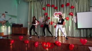 Танець під пісню Дисконект