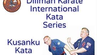 George Dillman/Dillman Karate International/Kusanku Kata