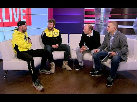 #VKLive: Шоу перед EPICENTER: Moscow по CS:GO (YouTube-version, Rus/Eng)