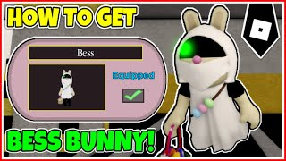 How to UNLOCK the BESS SKIN + ALL 12 EGG LOCATIONS + SHOWCASE in PIGGY BOOK 2 EGG HUNT! - ROBLOX