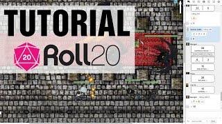Tutorial de Roll20