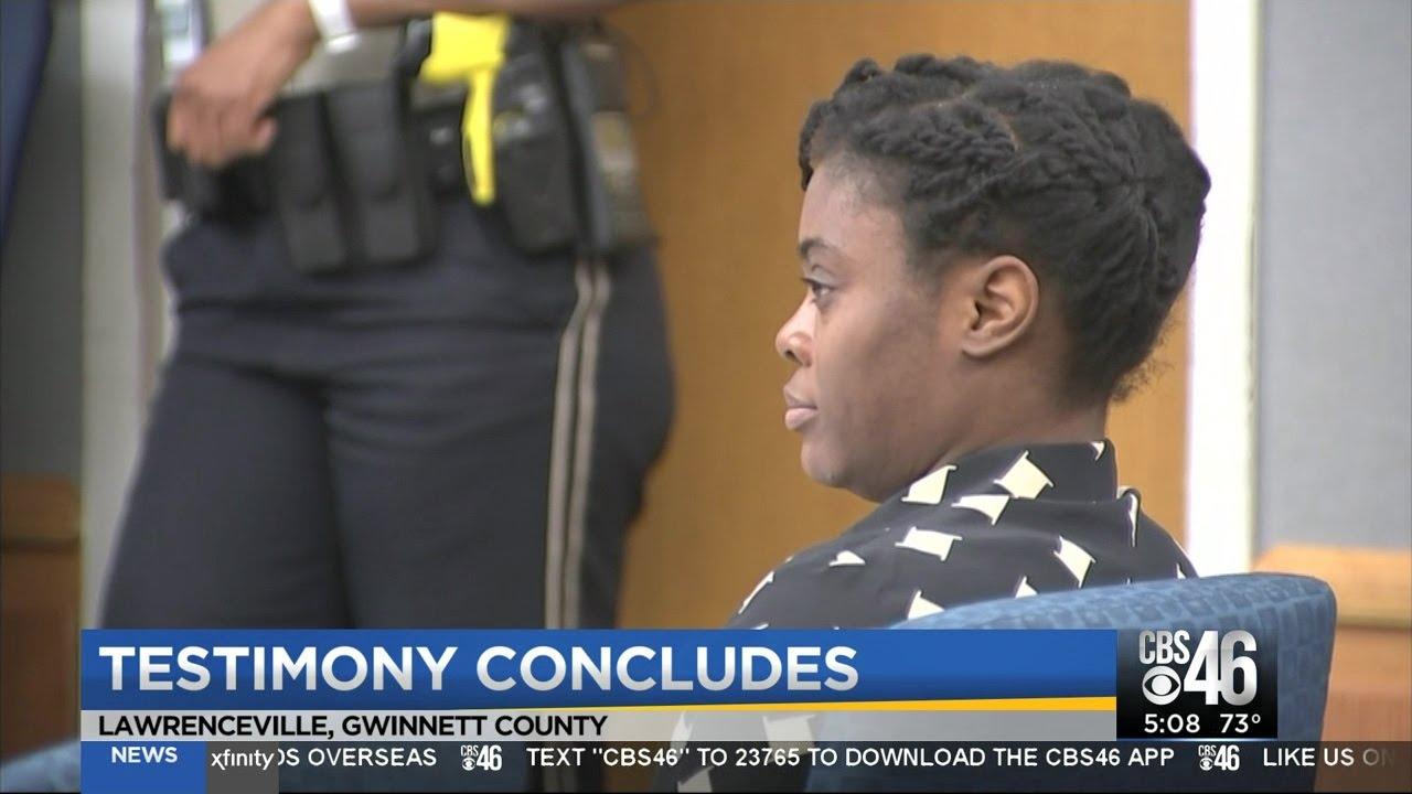 Trial concludes for woman accused of starving stepdaughter to death
