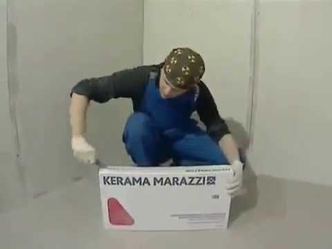 Как выкладывать плитку KERAMA MARAZZI