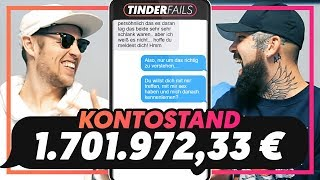 Der Tinder Millionär | FLIRT FAILS