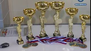 В Пензе прошли областные соревнования по плаванию среди силовиков