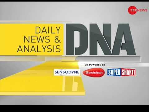Watch DNA with Sudhir Chaudhary, March 26, 2018