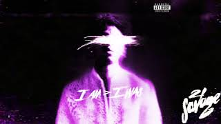 21 Savage cant leave without it Chopped Screwed.mp3