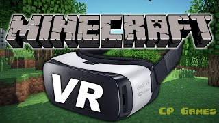 Minecraft in VIRTUAL REALITY | Gear VR Gameplay | First Impressions | #1