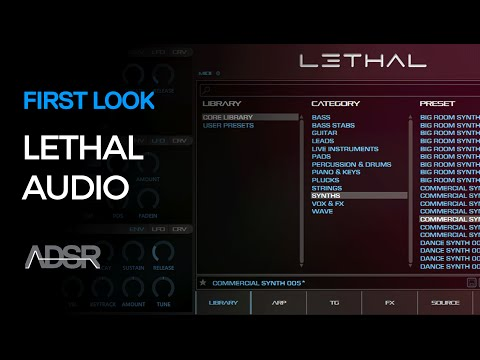 Lethal Audio : LETHAL - First Look