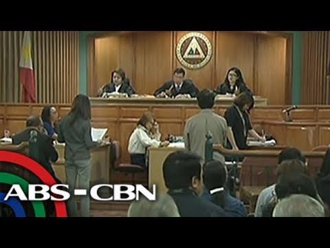 Imelda Marcos, pinaaaresto ng Sandiganbayan dahil sa mga kasong graft