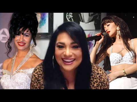 Selena's Sister Suzette Quintanilla on Selena: The Series Scenes That Made Her CRY (Exclusive)