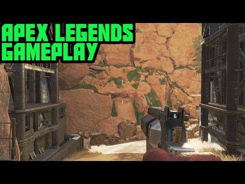 Apex Legends: FIRST VICTORY WITH THE BEST SQUAD!