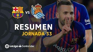 Download Video Resumen de FC Barcelona vs Real Sociedad (2-1) MP3 3GP MP4