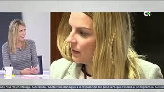 Entrevista a Noemí Santana (Candidata a la Presidencia por Podemos) en Buenos Días Canarias