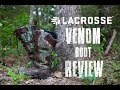 LACROSSE VENOM Snake Boot Review | Hunting Gear Reviews