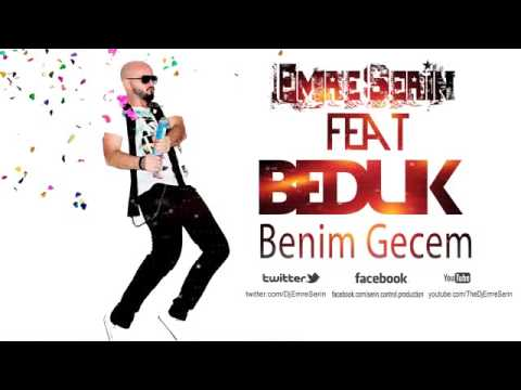 Emre Serin ft Bedük   Benim Gecem 2014...