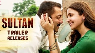 SULTAN Movie Official Trailer Ft. Salman Khan, Anushka Sharma | Out Now