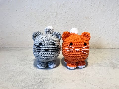 Tuto Boule Chat Au Crochet