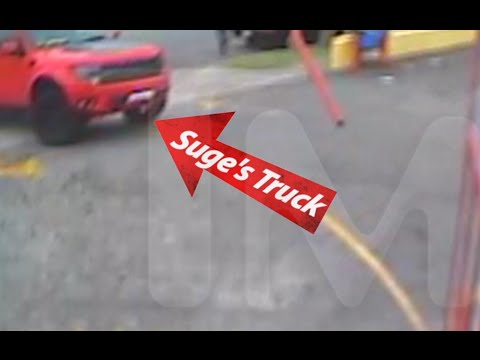 Suge Knight FULL VIDEO of Fatal Hit and Run **SHOCKING**