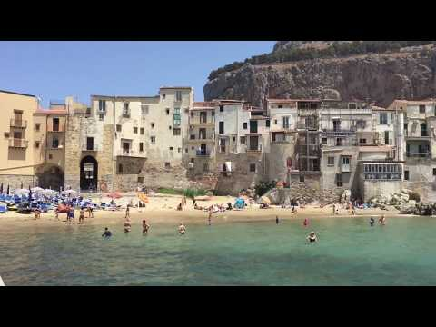Sicily Unpacked, visiting: Palermo, Trapani,  Monreale and Cefalu, Summer 2017