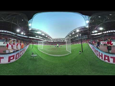 Spartak Stadium gears up for World Cup 2018