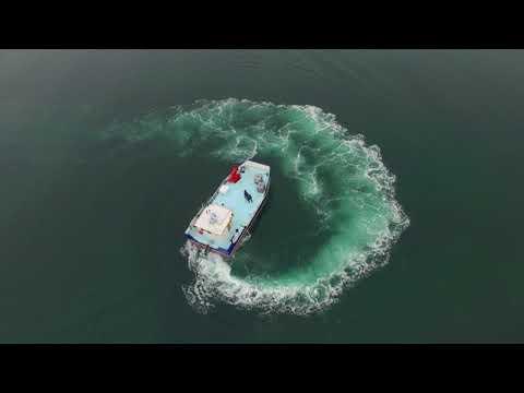 AL Sherah Fish Farming Vessel 16,5m