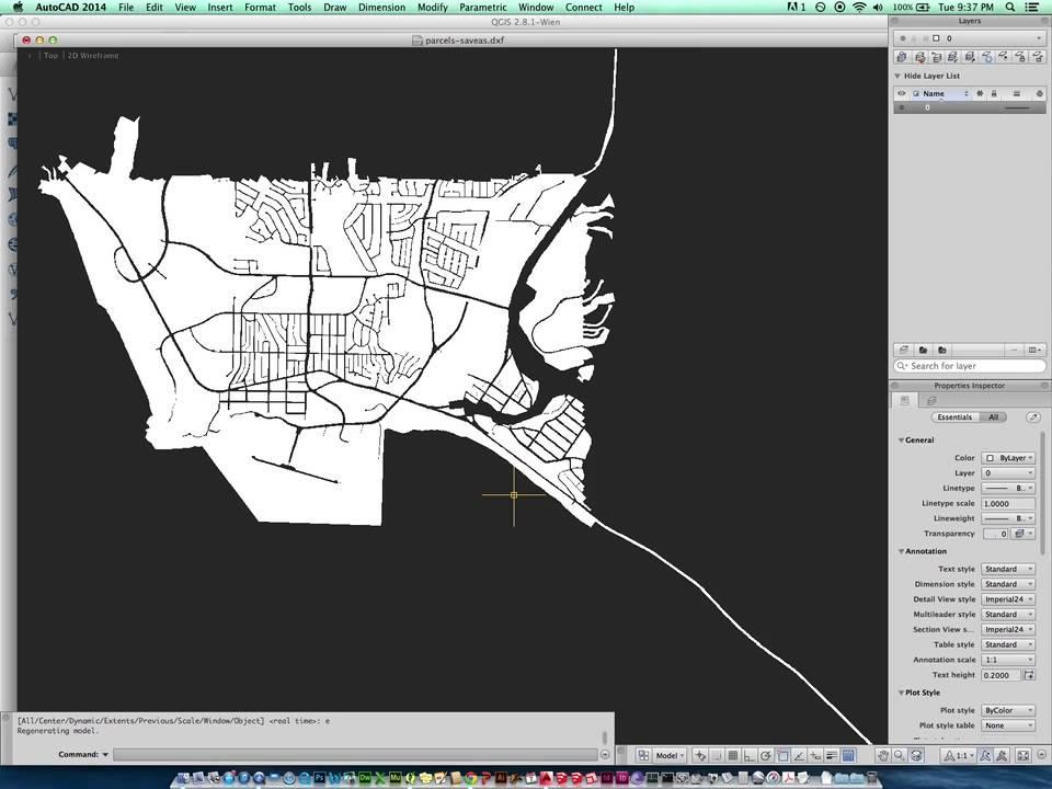 QGIS Exporting GIS Data to DXF 15 min HD