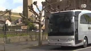 حافلة مرسيدس ترافيغو | عالم السرعة