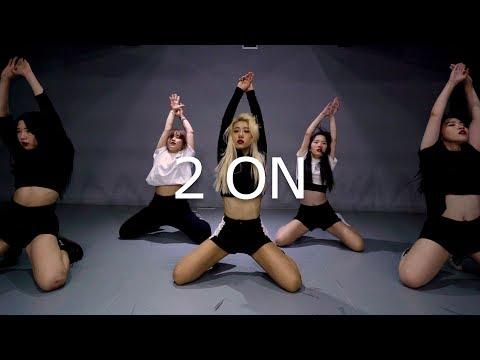 Tinashe - 2 On (Explicit) ft. SchoolBoy Q   YEOJIN  choreography   Prepix Dance Studio