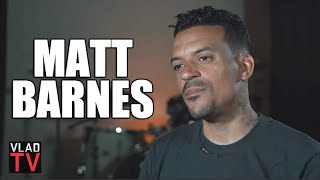 Matt Barnes on Getting Fined $25K for Saying He Would Slap Suns Owner (Part 11)