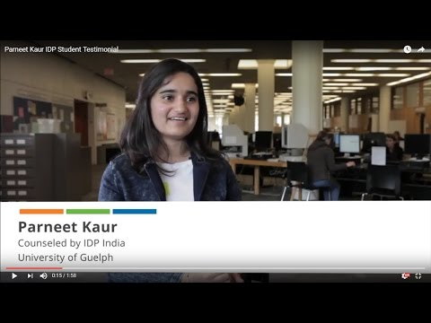 University of Guelph Student - Parneet Kaur