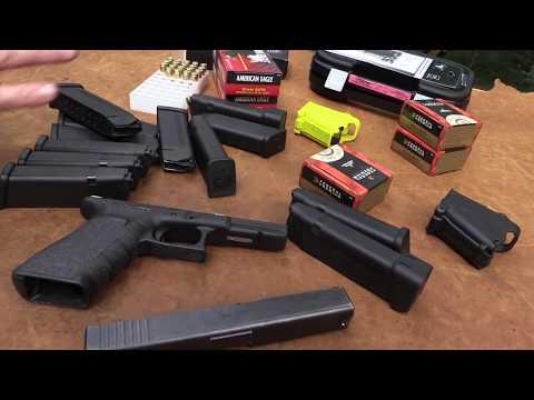 Glock Model 40  10mm