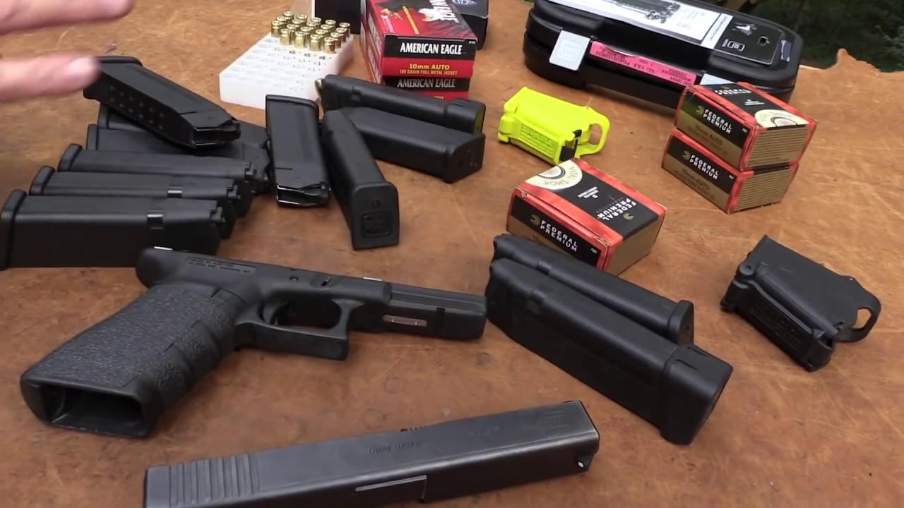 Glock Model 40 10mm Youtube