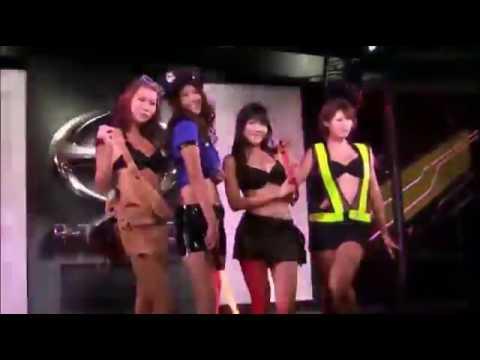 Miss Model Girl bikini ★ DJ dancer nightclub