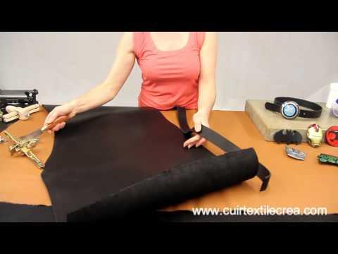 Comment utiliser un coupe lani res de cuir youtube - Comment utiliser la coupe menstruelle ...
