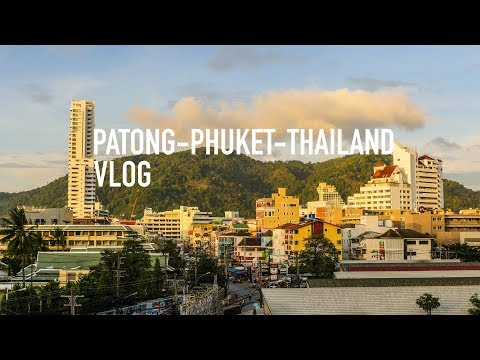 How to go to Phuket Patong Thailand | Taxi driver holiday tour guide | ep 5